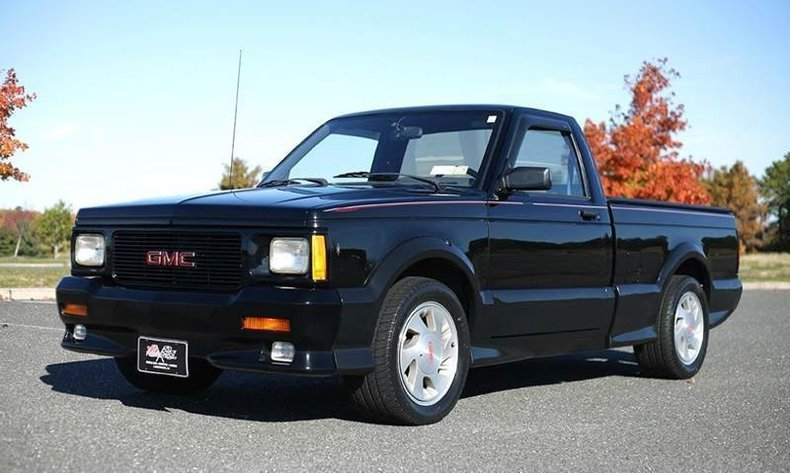 1982 GMC S-15