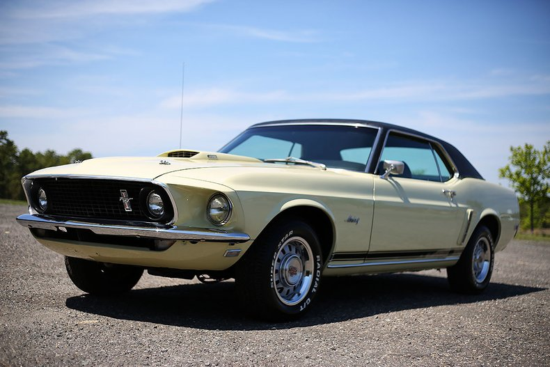 1969 ford mustang future classics