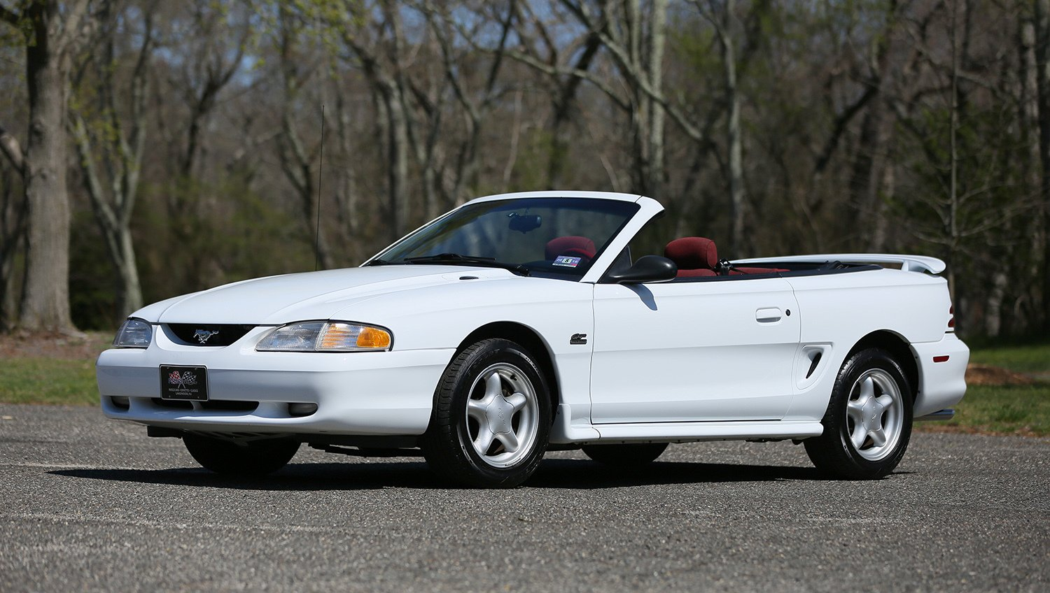 1995 ford mustang gt for sale 51101 mcg