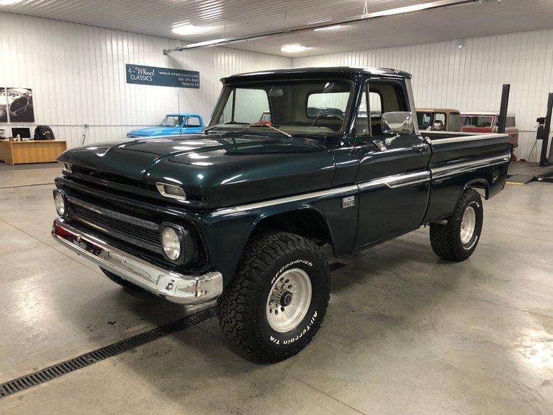 1966 Chevrolet K-10 For Sale