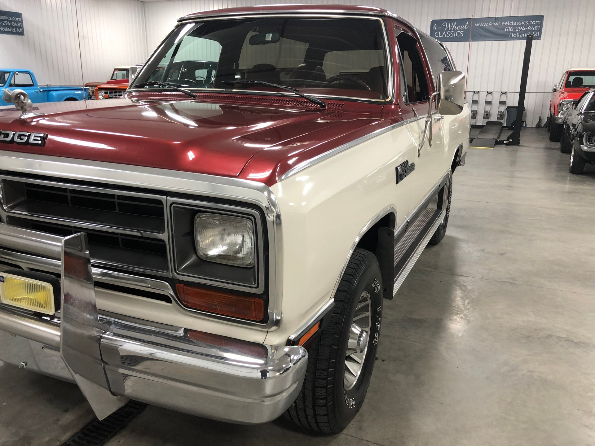 1987 Dodge Ramcharger 4 Wheel Classics Classic Car Truck And Suv Sales