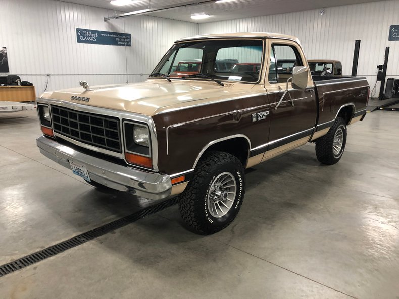 1983 Dodge Power Ram Pickup