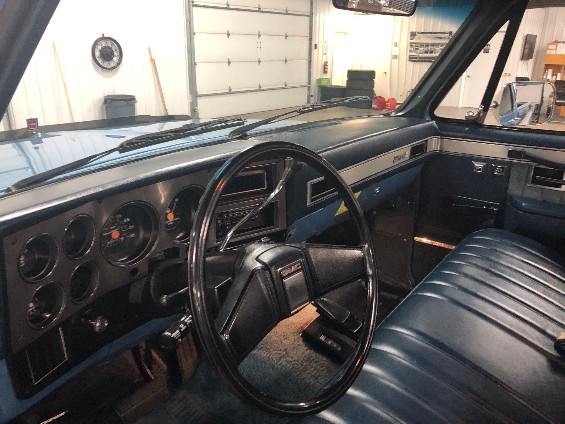 1987 GMC K20 | 4-Wheel Classics/Classic Car, Truck, and SUV Sales