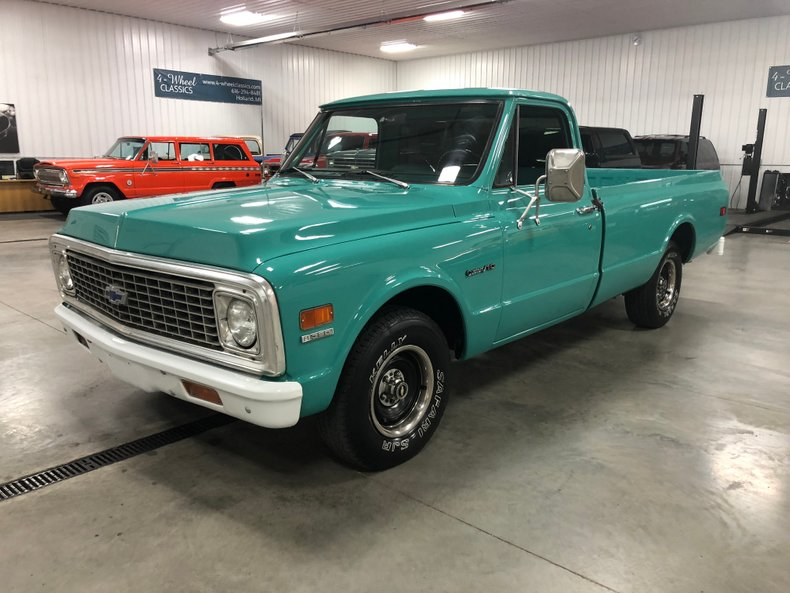 1972 Chevrolet C10 For Sale