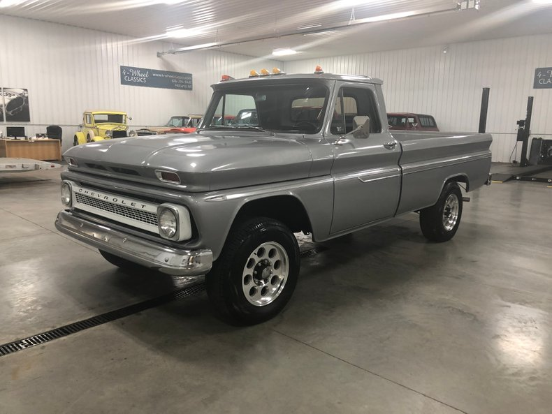 1966 Chevrolet K-20 For Sale