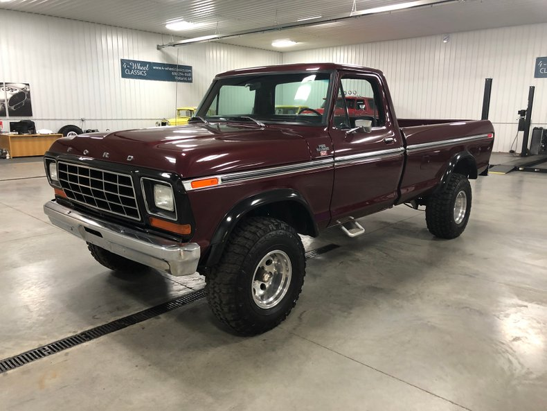 1979 Ford F150 For Sale 99650 Mcg