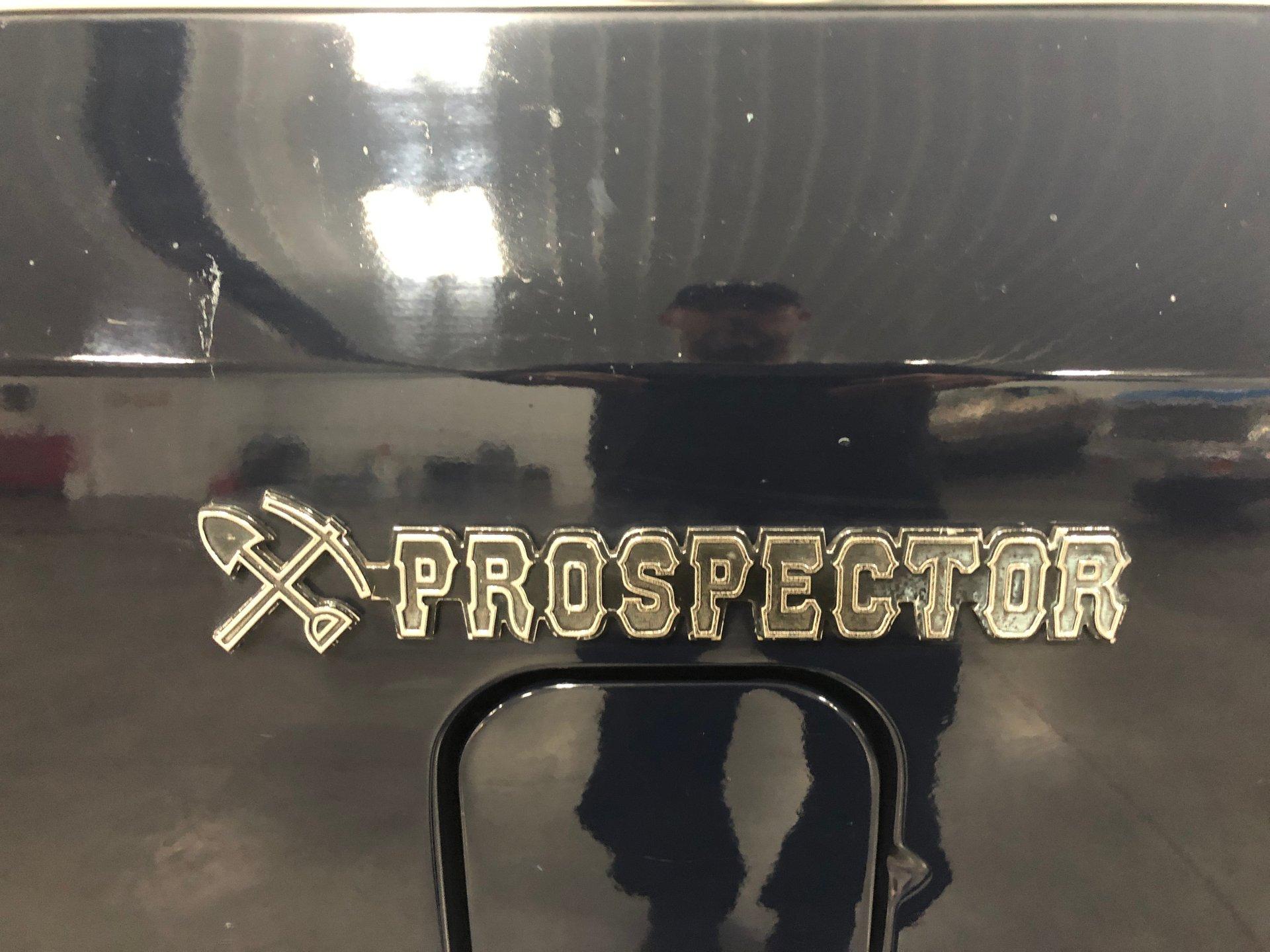 1983 dodge ramcharger prospector