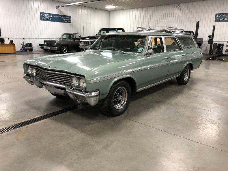 1965 Buick Sport Wagon