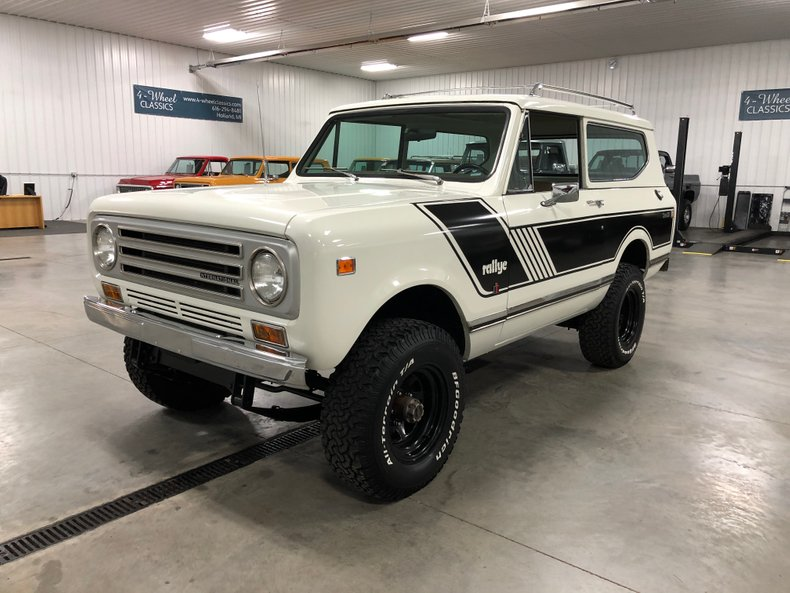 1972 International Scout II