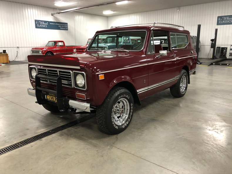 1976 International Scout II For Sale
