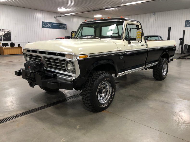 1975 Ford F250 For Sale