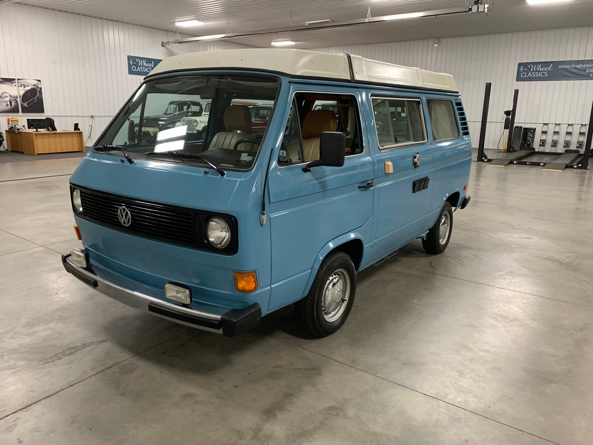 1980 Volkswagen Vanagon 4 Wheel Classics Classic Car Truck And Suv Sales