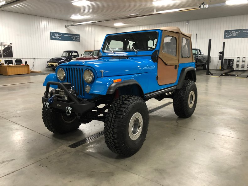 1977 Jeep CJ-7 For Sale