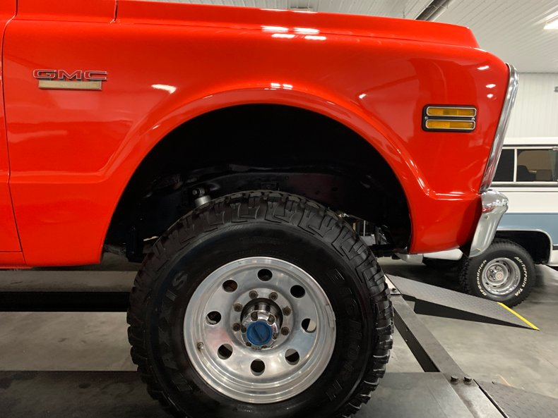 1972 GMC K20 for sale #165348 | Motorious