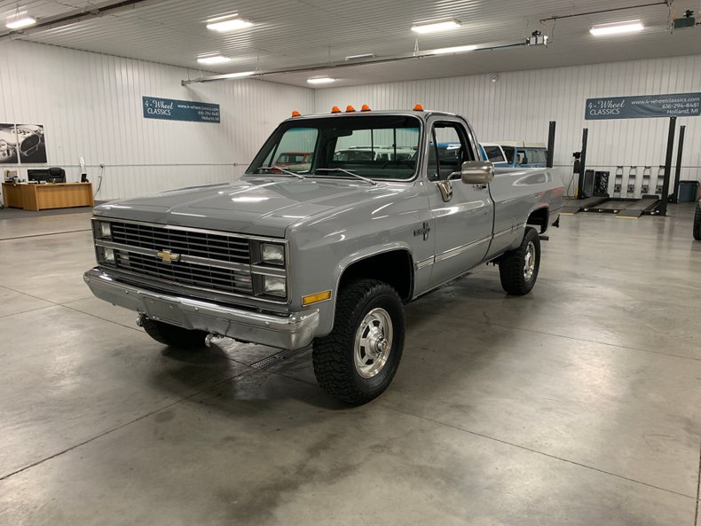 1983 Chevrolet K-30 For Sale