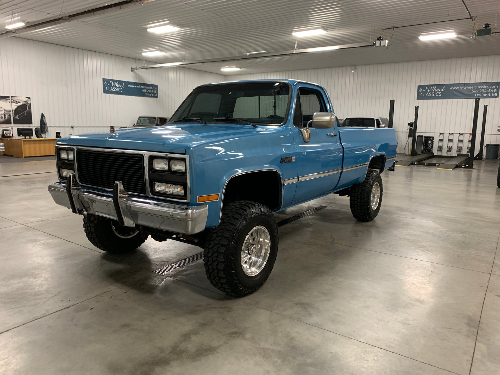 1987 gmc k10 sierra