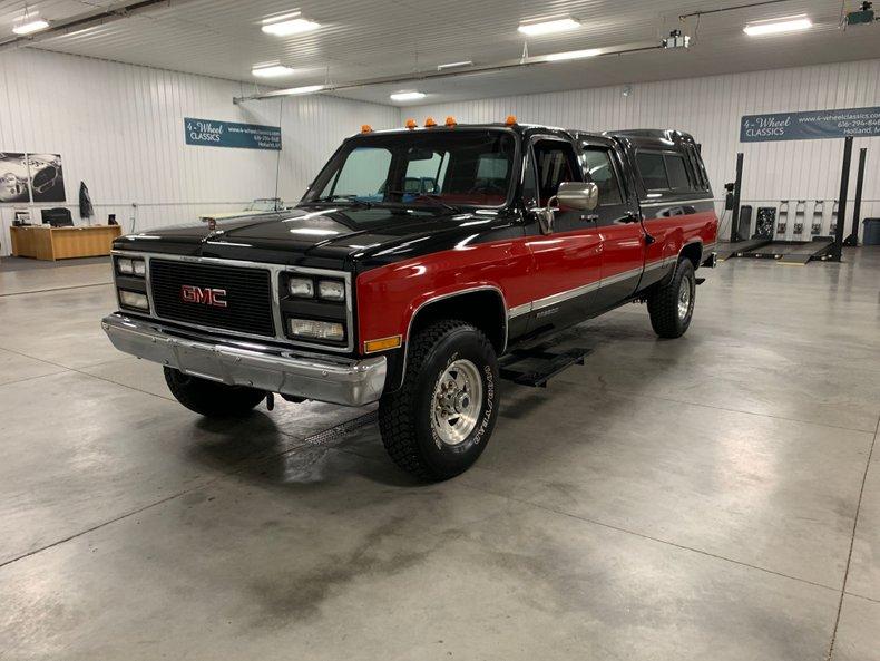 1990 GMC Sierra 3500