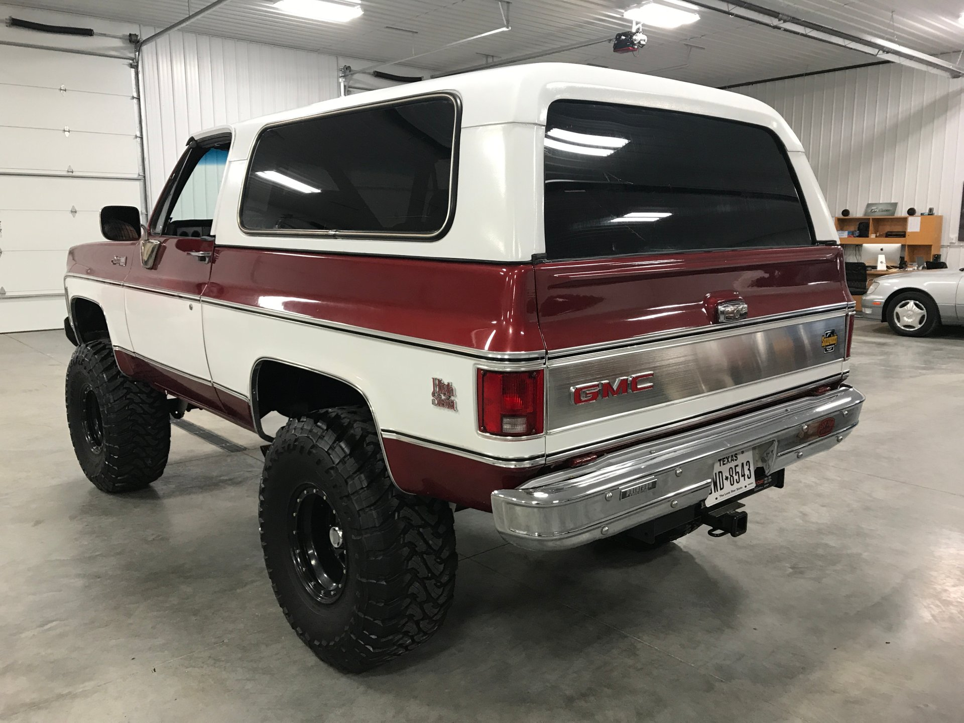 1978 Gmc Jimmy 4 Wheel Classics Classic Car Truck And Suv Sales