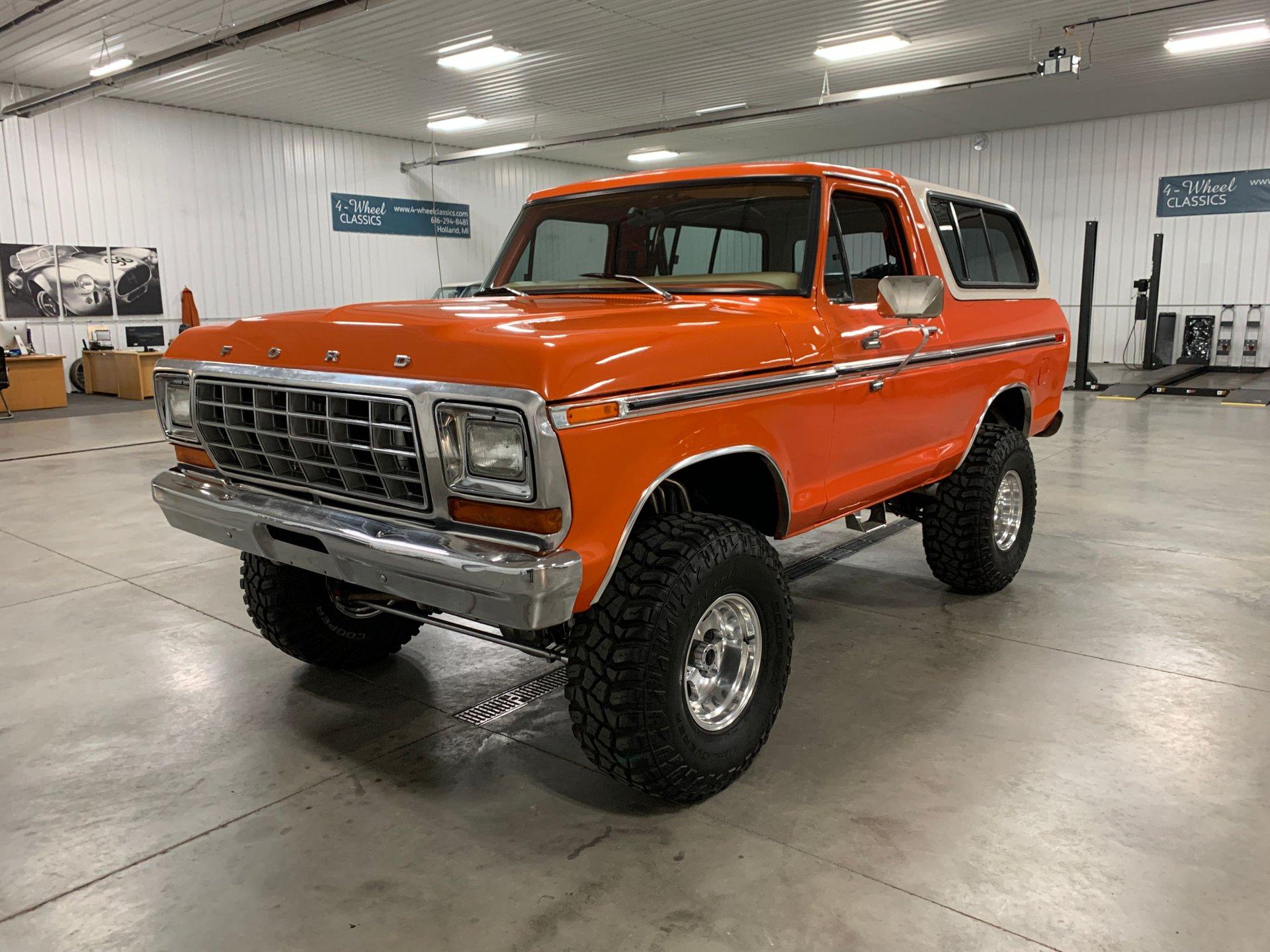 1978 ford bronco ranger xlt