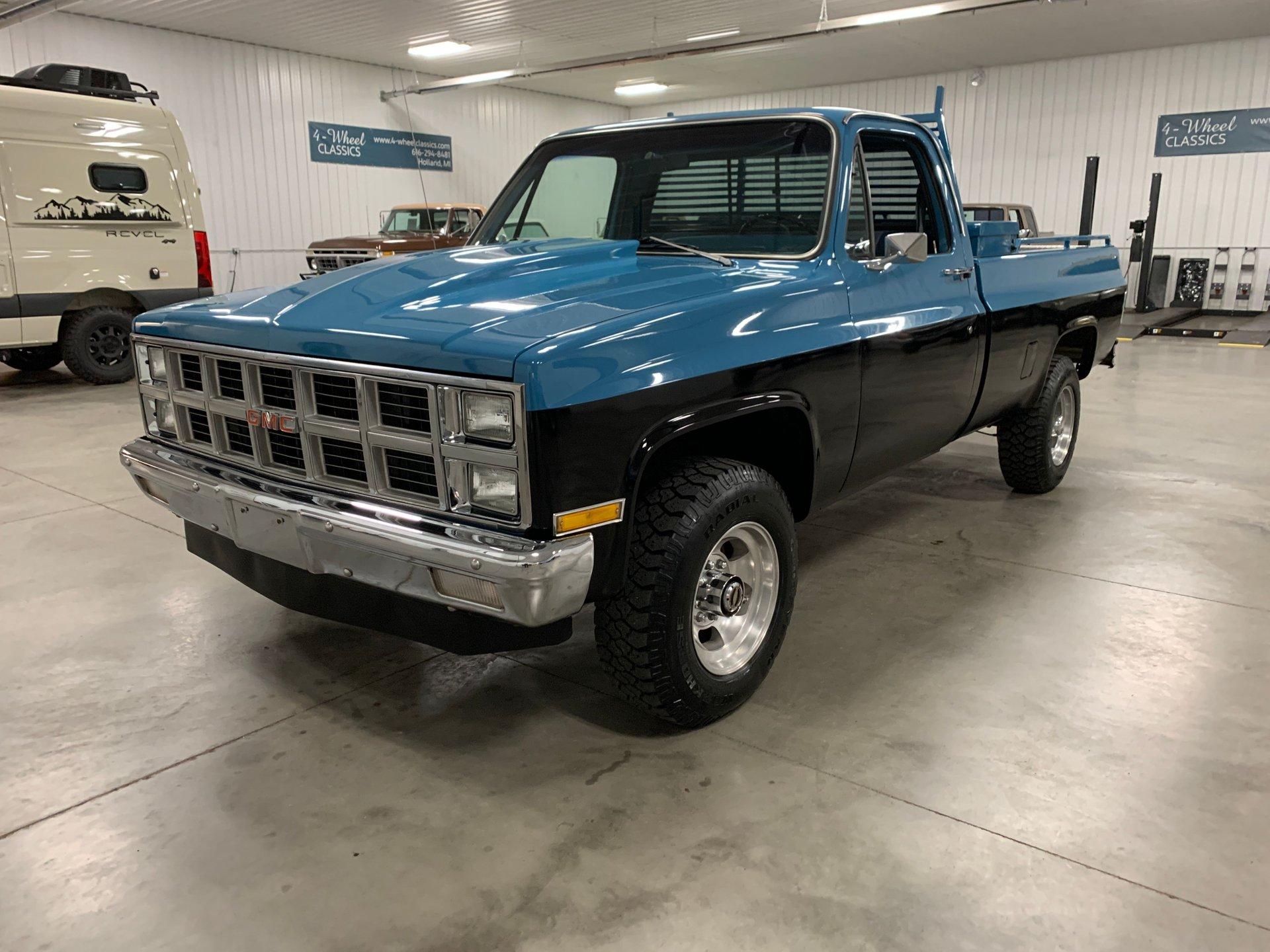 1981 gmc sierra grande k20
