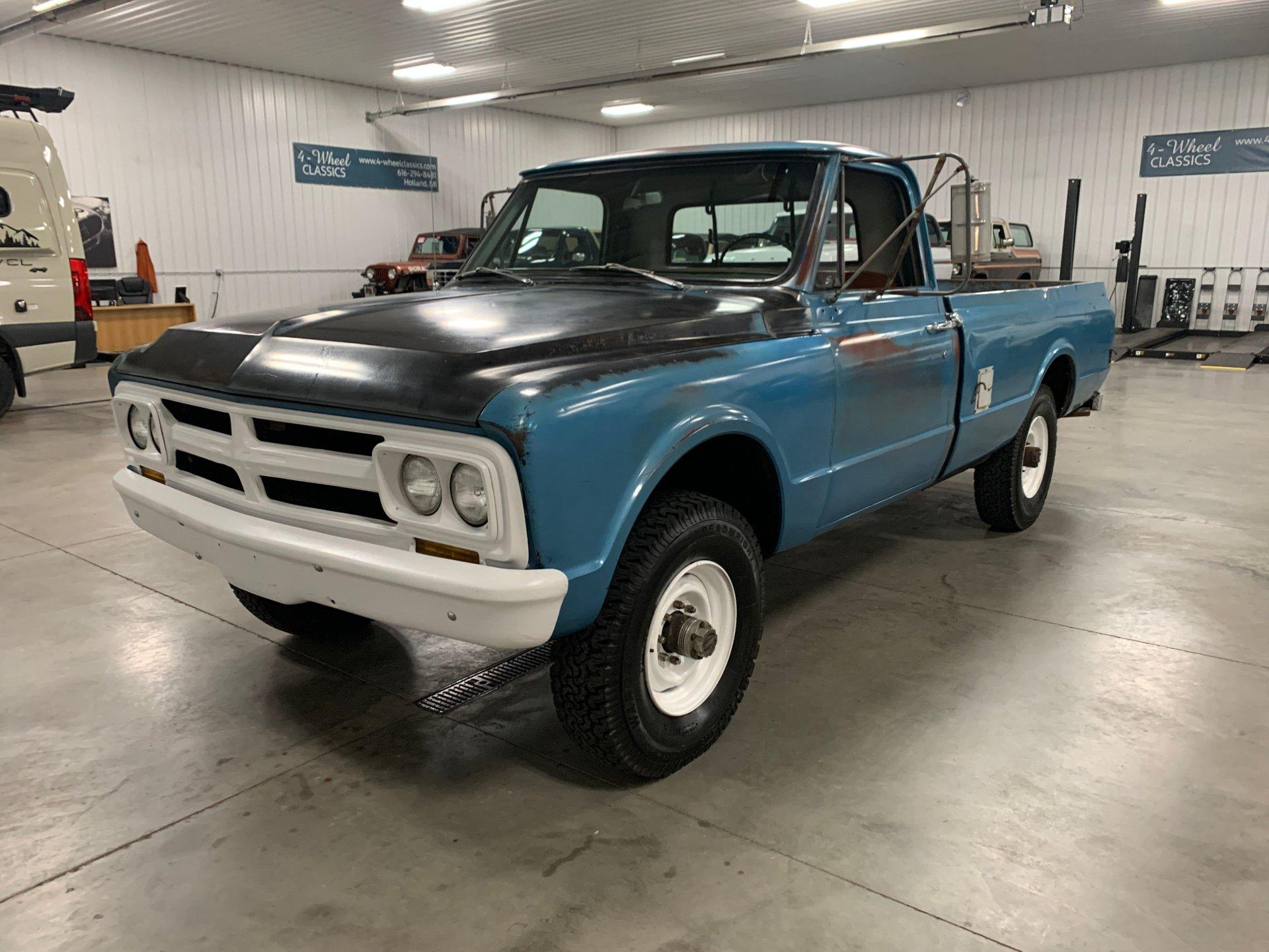 1967 gmc 2500