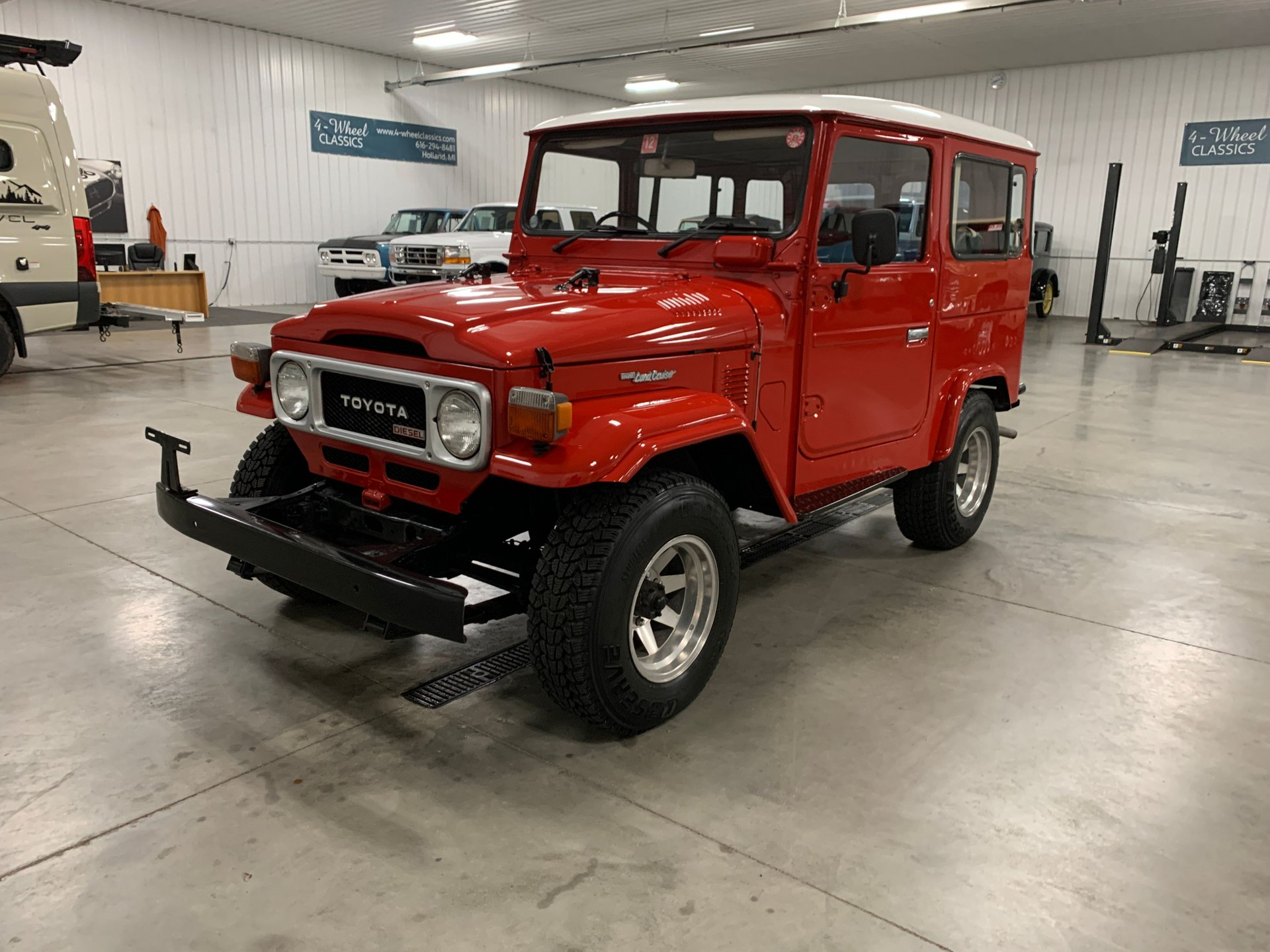 1979 toyota land cruiser bj41