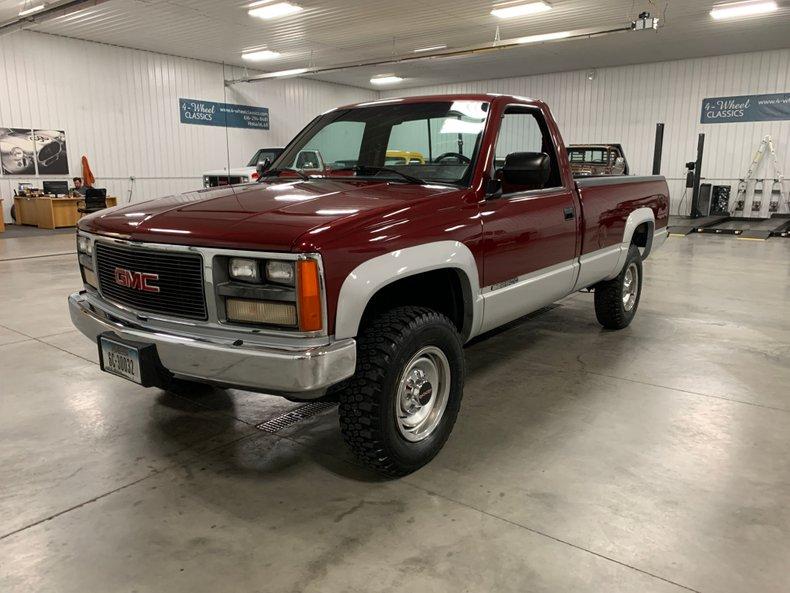 1989 GMC Sierra 2500