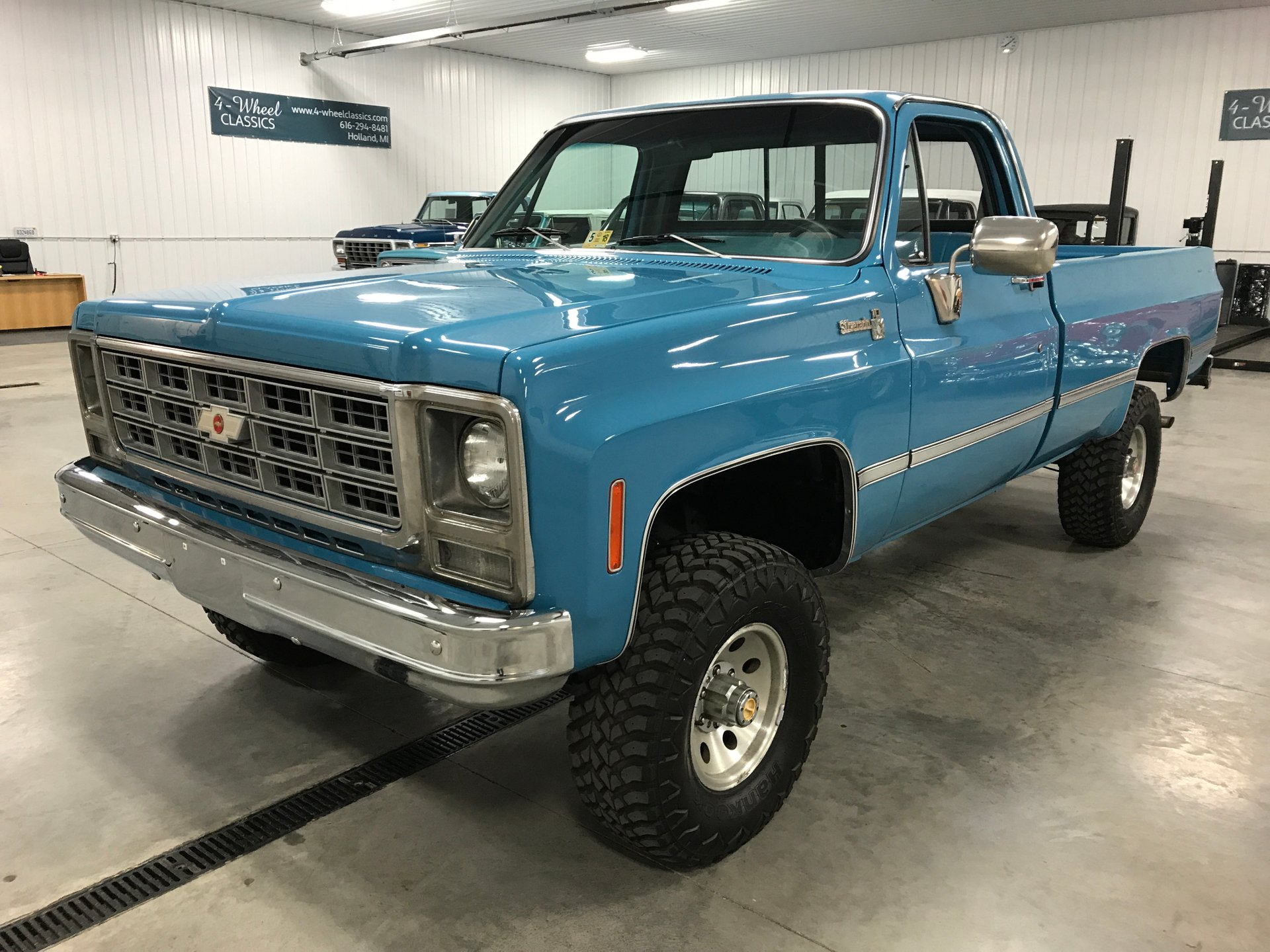 1979 Chevrolet K 10 Silverado 4 Wheel Classics Classic Car Truck And Suv Sales