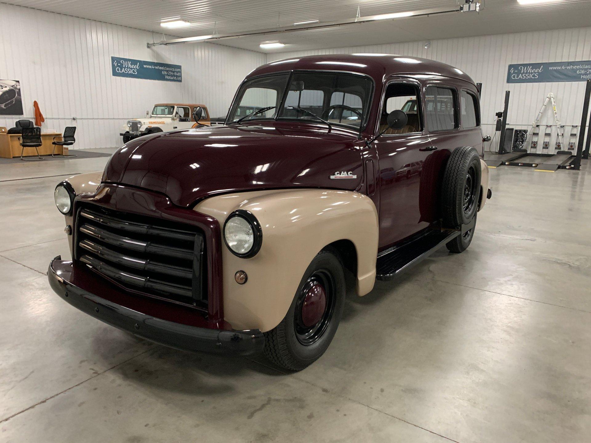 1950 gmc suburban