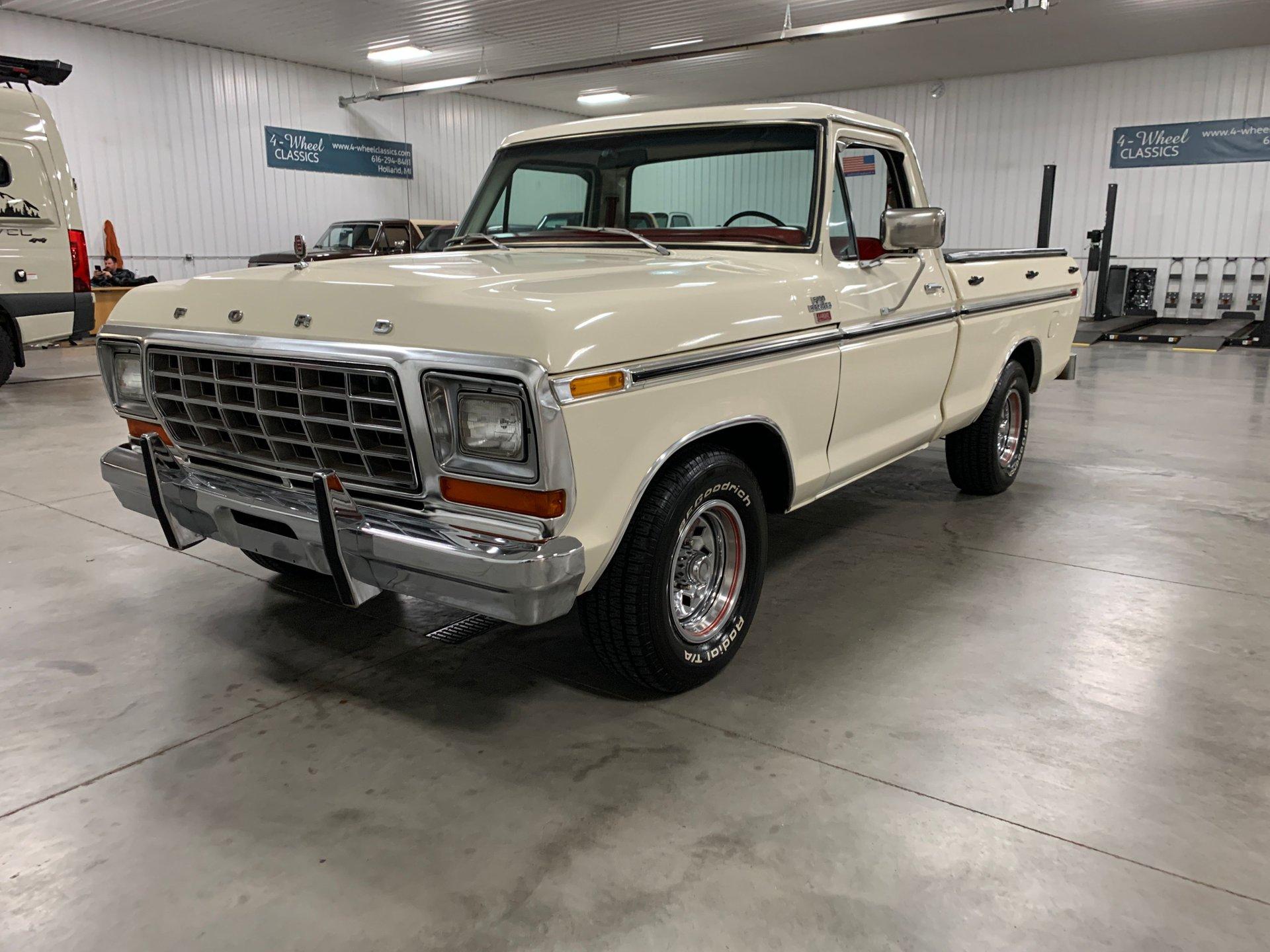 1978 ford f100 ranger lariat