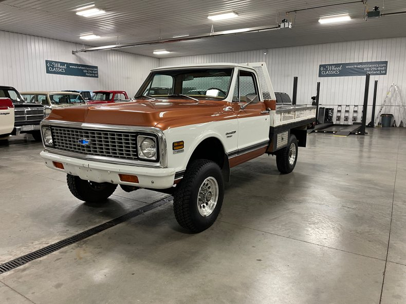 1971 Chevrolet K-20