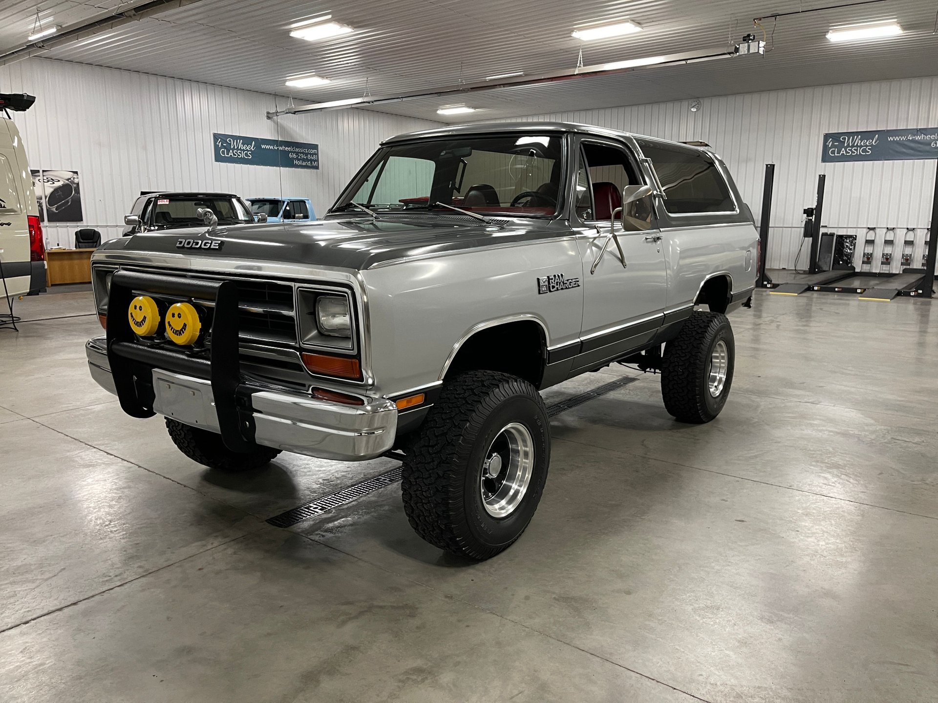 1987 Dodge Ramcharger Le For Sale 220354 Motorious