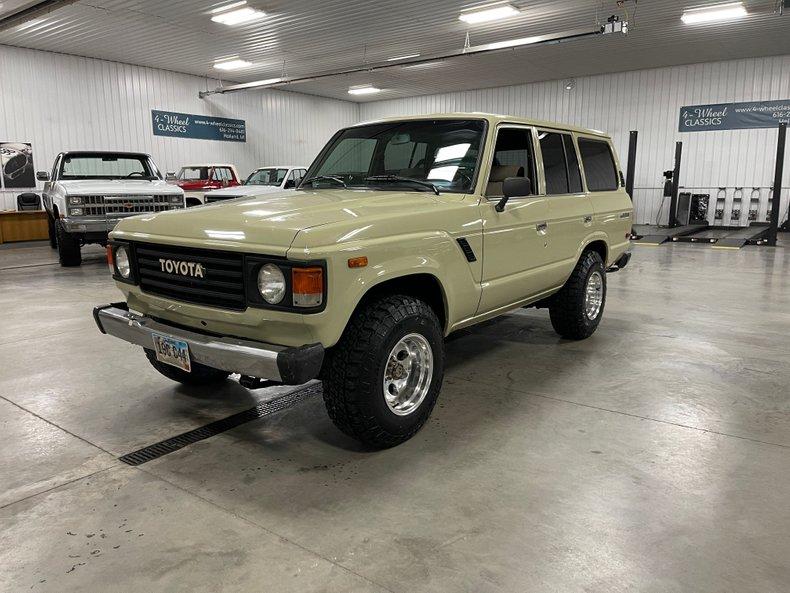 1983 Toyota Land Cruiser
