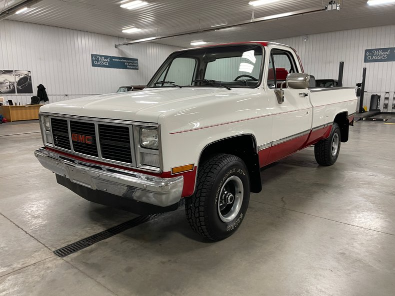 1987 GMC High Sierra K-10