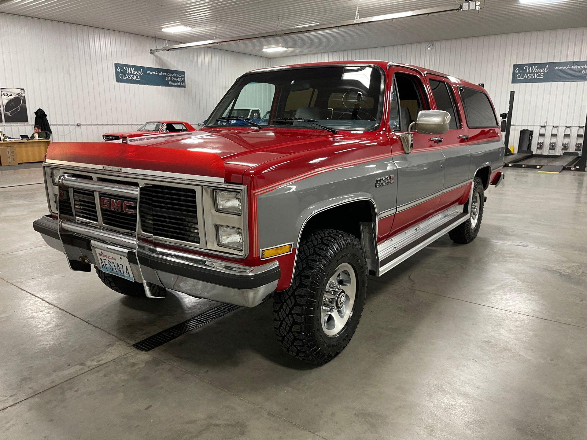 1988 gmc suburban v2500