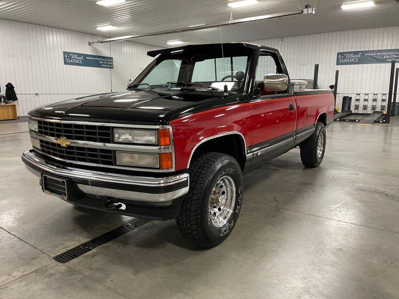 1991 Chevrolet K-2500