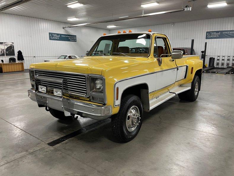 1979 GMC Sierra Classic K30