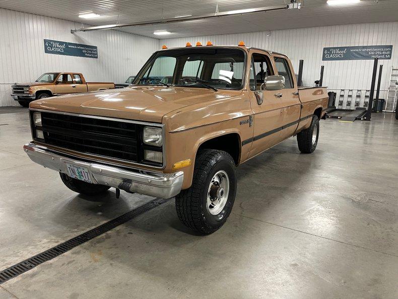 1987 Chevrolet K-30