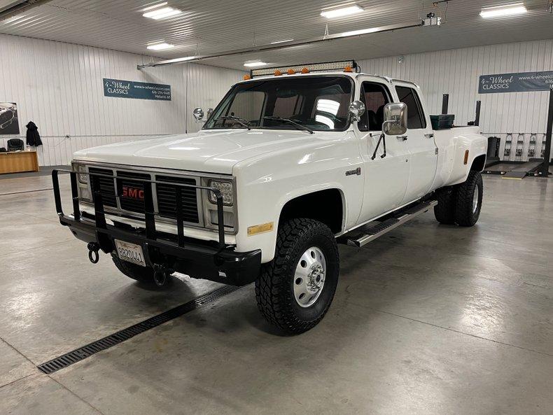 1988 GMC Sierra 3500