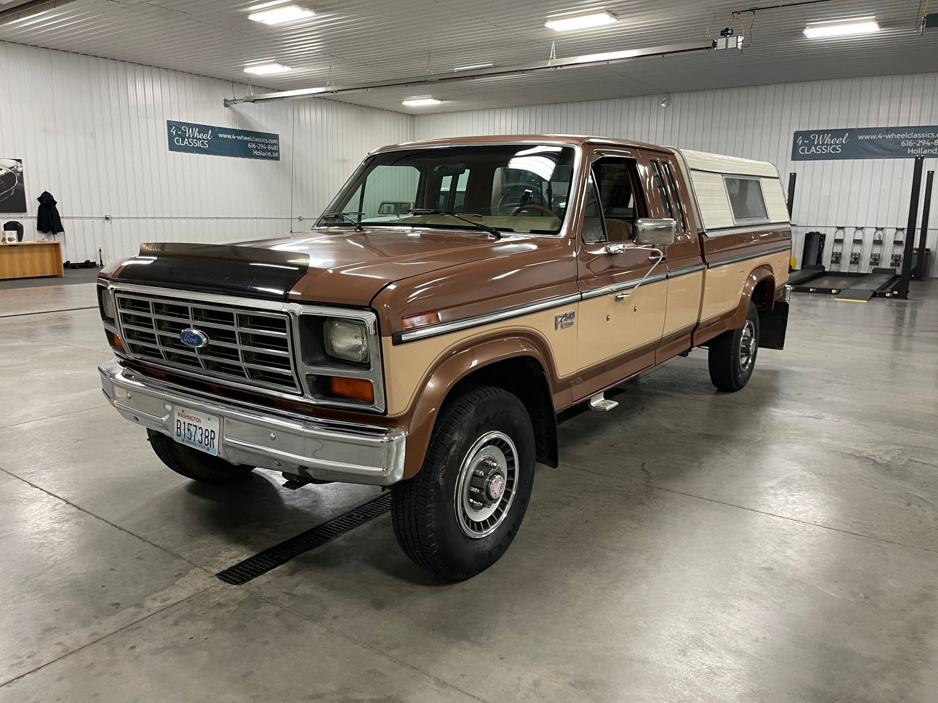 1985 ford f250 extended cab xl
