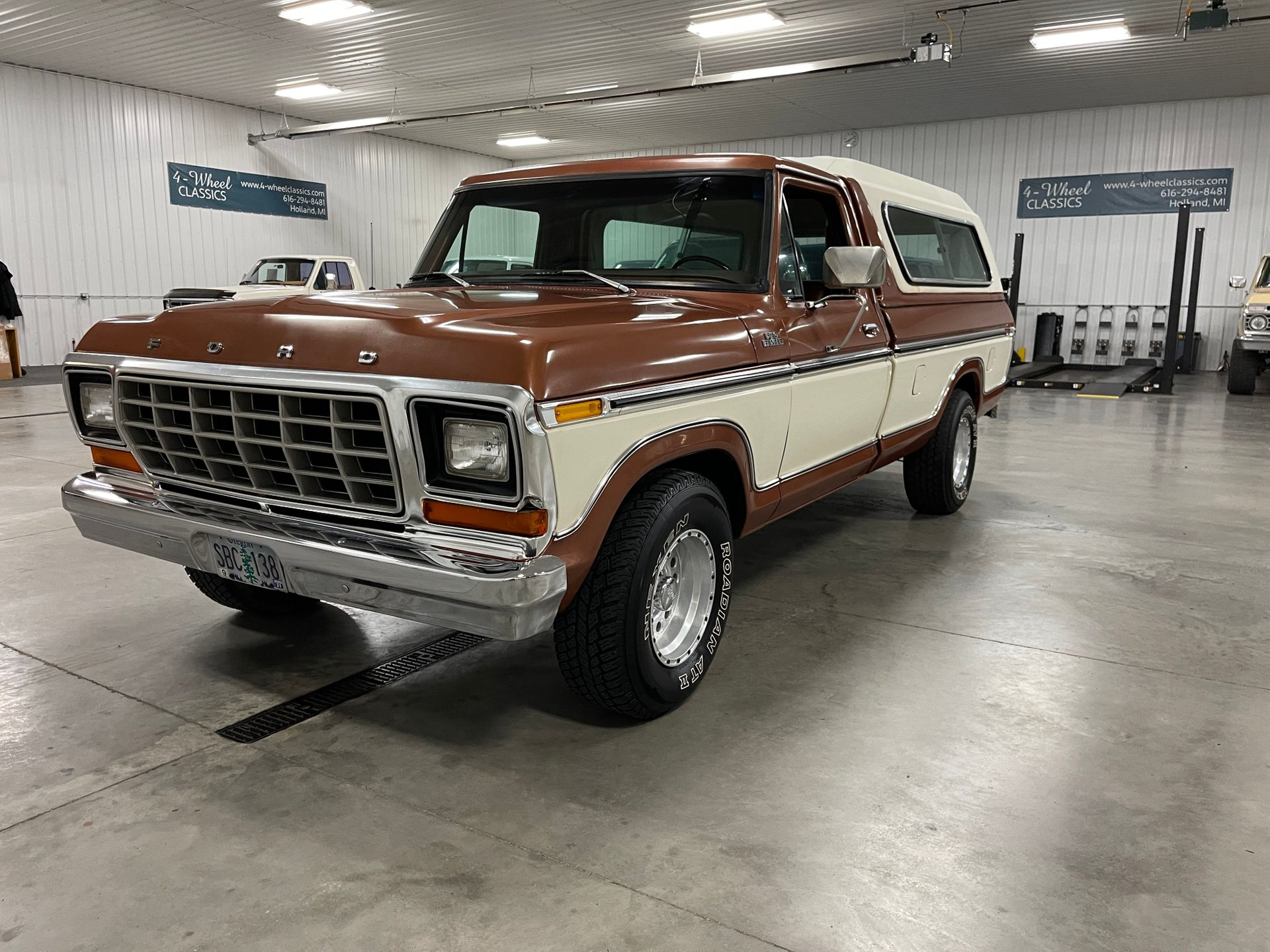 1978 ford f150 ranger
