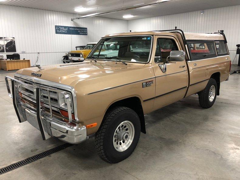 1990 Dodge Ram