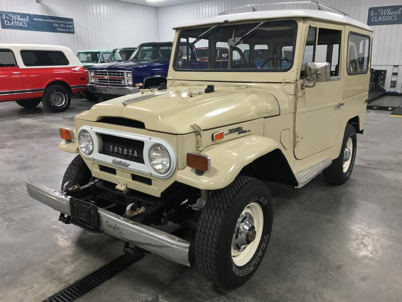 1970 Toyota FJ40 For Sale