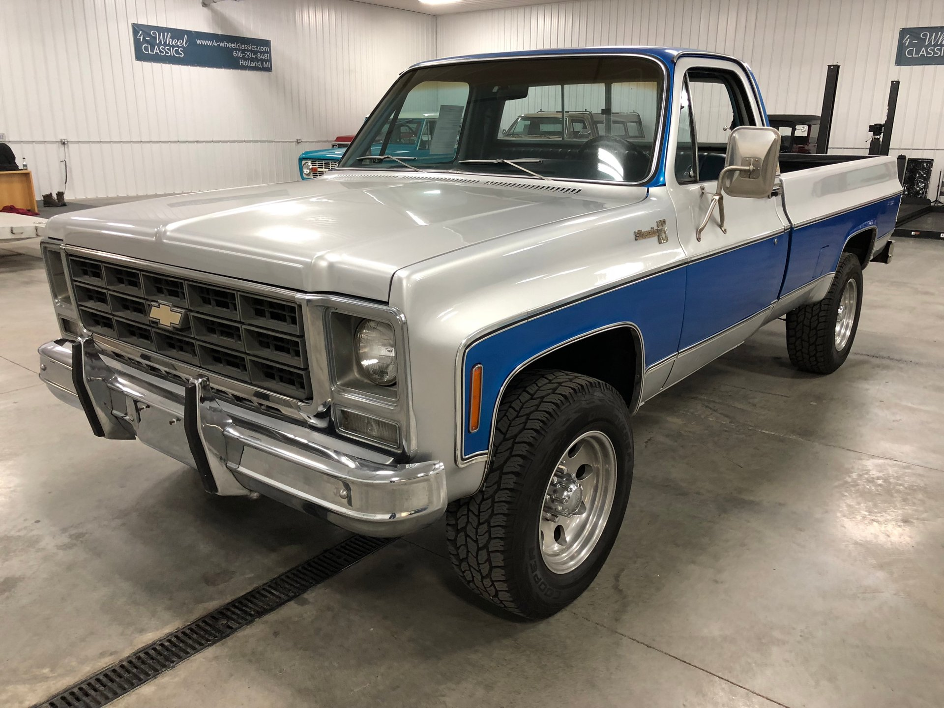 1979 Chevrolet K 20 4 Wheel Classics Classic Car Truck And Suv Sales