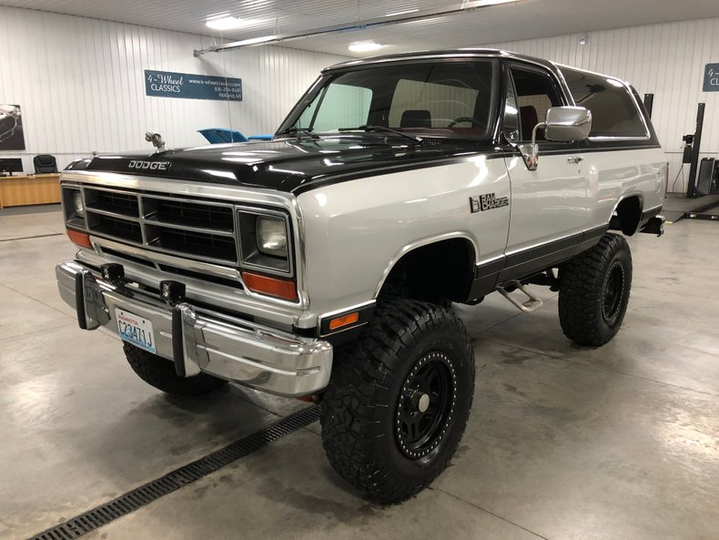 1990 Dodge Ramcharger 4 Wheel Classics Classic Car Truck And Suv