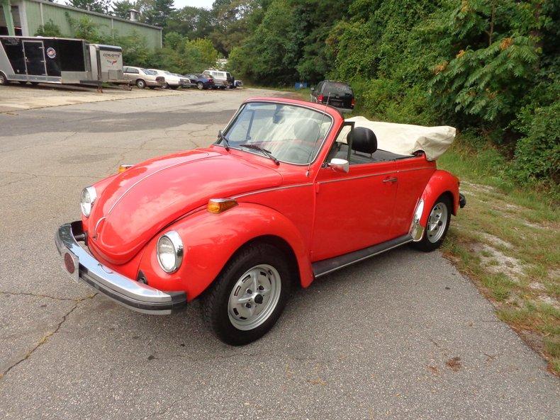 1979 volkswagen beetle 1200 ert