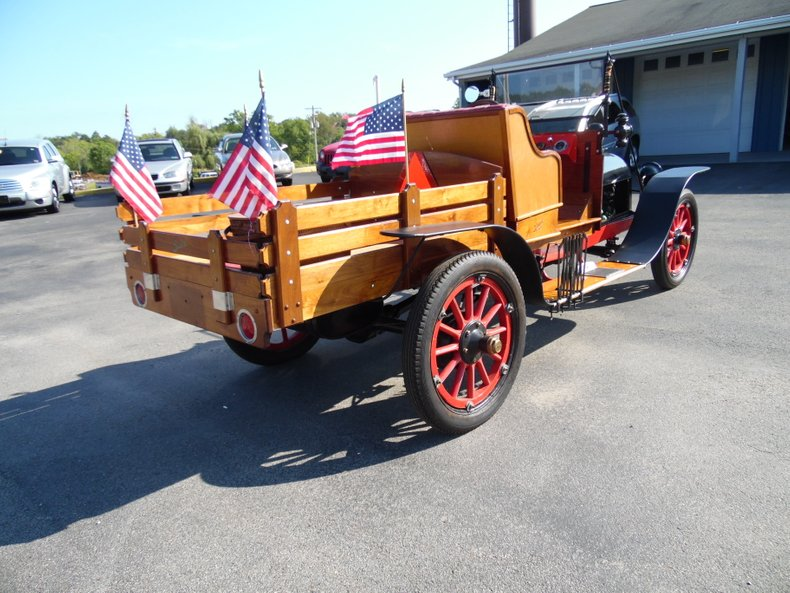 1917 buick d series truck conversion