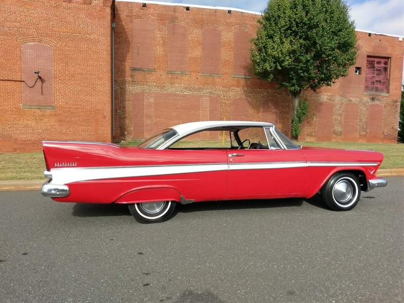 1957 plymouth belvedere sport coupe