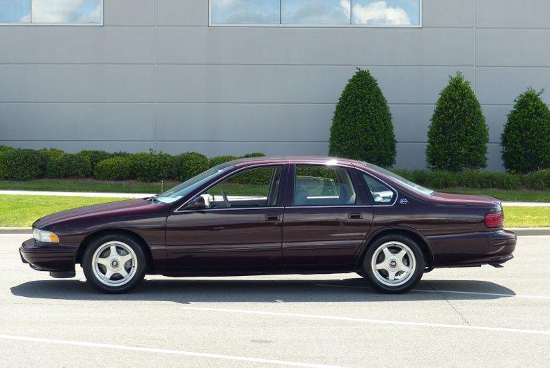 1995 chevrolet caprice impala ss