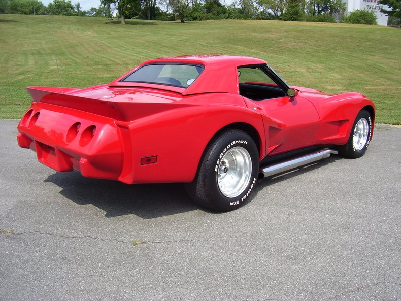 1973 chevrolet corvette can am convertible